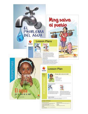 El problema del agua / Ming salva al pueblo / El agua