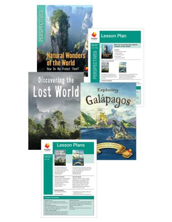 Discovering the Lost World / Exploring Galápagos / Natural Wonders of the World: How Do We Protect Them?
