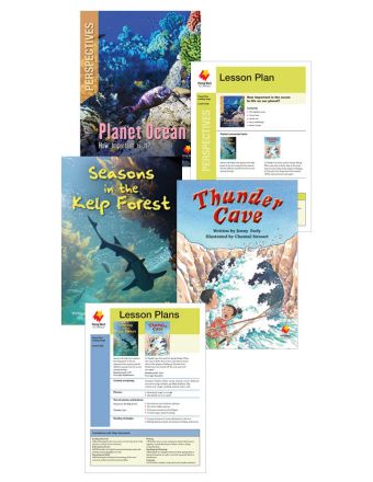 Seasons in the Kelp Forest / Thunder Cave / Planet Ocean: How Important Is It?