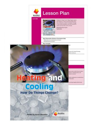 Heating and Cooling: How Do Things Change?