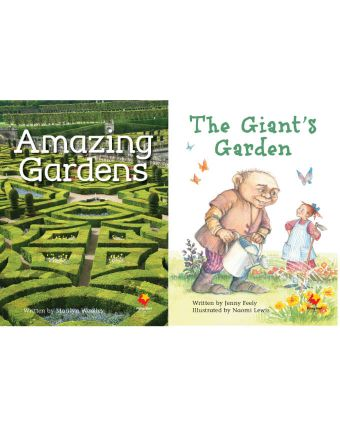 Amazing Gardens / The Giant's Garden