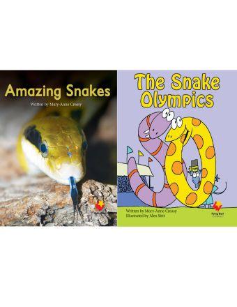 Amazing Snakes / The Snake Olympics