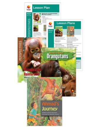 Animals in Danger: Orangutans / Ahmad's Journey / Disappearing Rainforests: What Are the Issues?