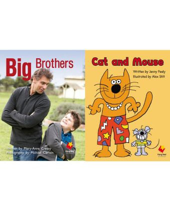 Big Brothers / Cat and Mouse