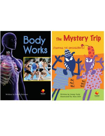 Body Works / The Mystery Trip