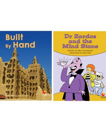 Built by Hand / Dr. Zardos & the Mind Stone