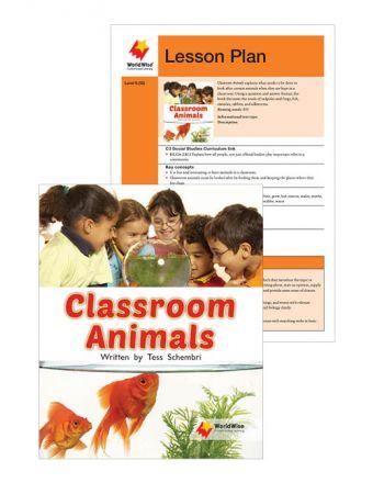 Classroom Animals