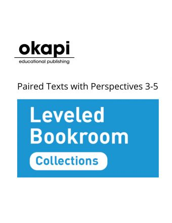 Leveled Bookroom Collections: Paired Texts with Perspectives 3-5