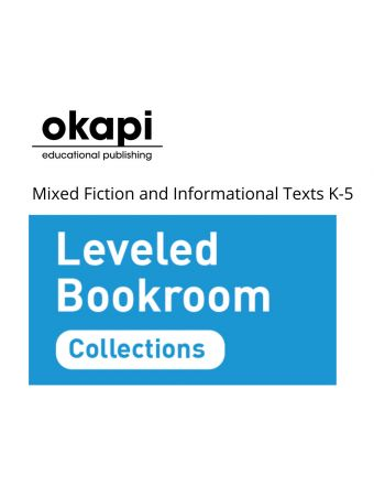Leveled Bookroom Collections: Mixed Fiction and Informational Texts K-5