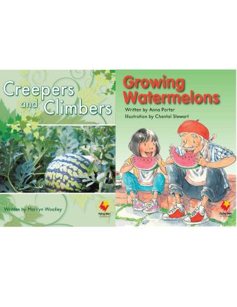 Creepers and Climbers / Growing Watermelons