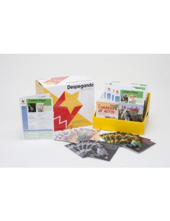Emergent Boxed Classroom Set