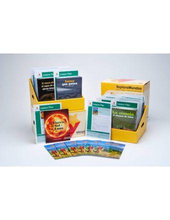 Advanced Fluent T-V Boxed Classroom Set