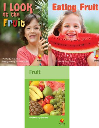 I Look at the Fruit / Eating Fruit / Fruit Vocabulary Starter