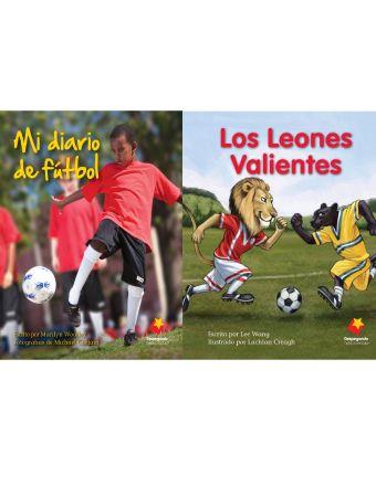 Mi diario de fútbol / Los Leones Valientes