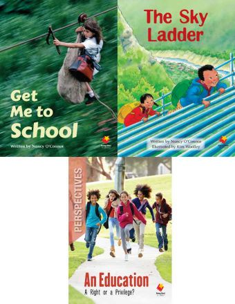 Get Me to School / The Sky Ladder / Education: A Right or a Privilege?