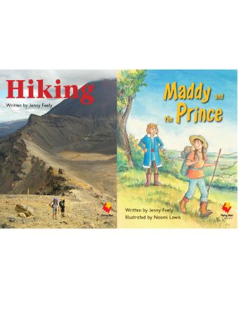 Hiking / Maddy and the Prince