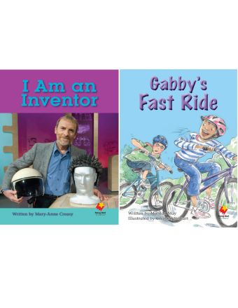 I Am an Inventor / Gabby's Fast Ride