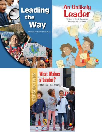 Leading the Way / An Unlikely Leader / What Makes a Leader?