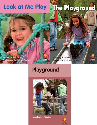 Look at Me Play / The Playground / Playground Vocabulary Starter