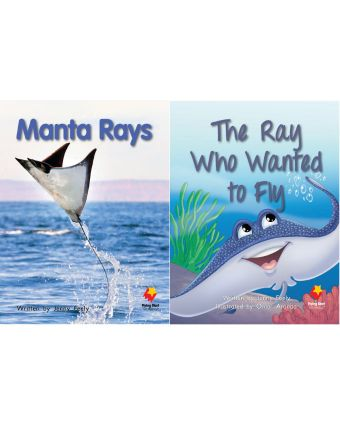 Manta Rays / The Ray Who Wanted to Fly