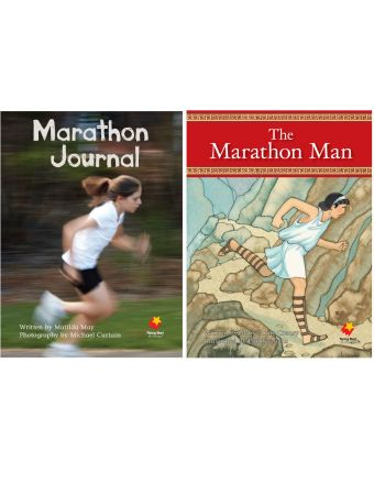 Marathon Journal / The Marathon Man