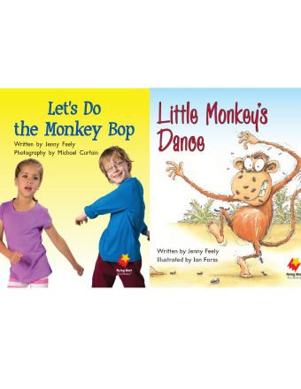 Let's Do the Monkey Bop / Little Monkey's Dance