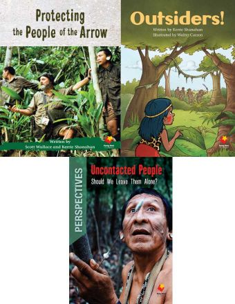 Protecting the People of the Arrow / Outsiders! / Uncontacted People: Should We Leave Them Alone?