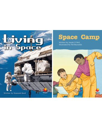 Living in Space / Space Camp