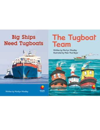 Big Ships Need Tugboats / The Tugboat Team