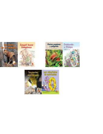 Early Fluent Classroom Library Add-On Set