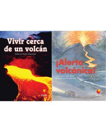 Vivir cerca de un volcán / ¡Alerta volcánica!