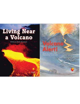 Living Near a Volcano / Volcano Alert!