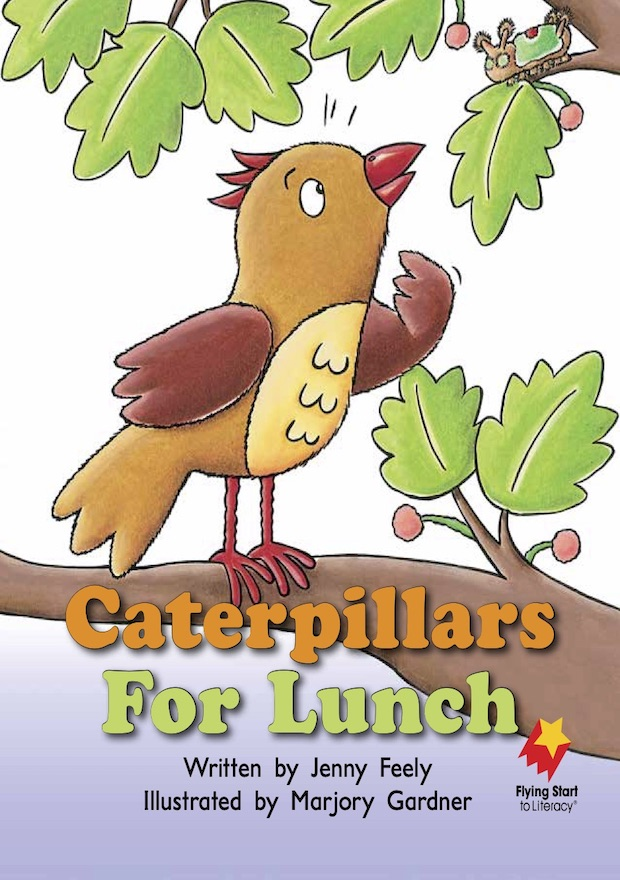 Caterpillars For Lunch
