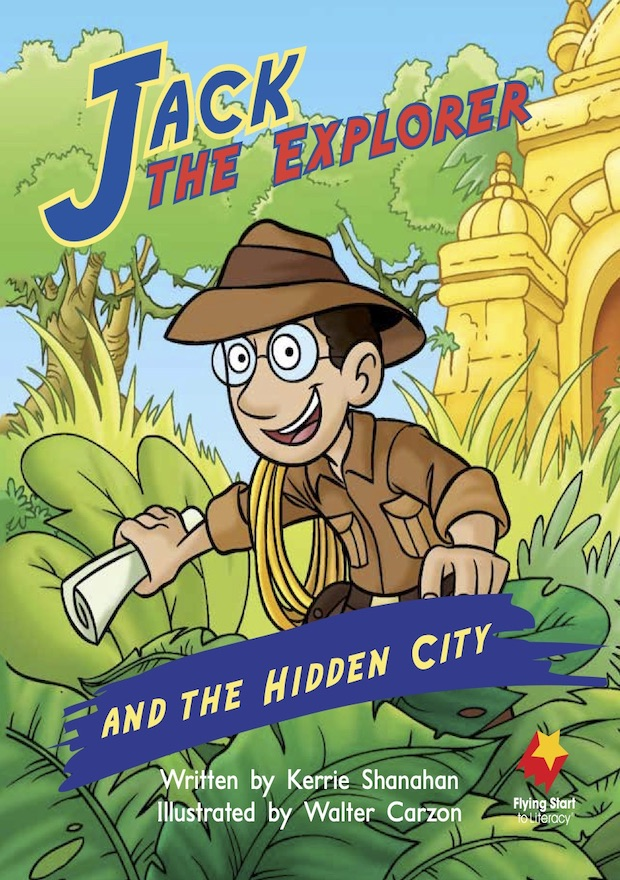 Jack the Explorer and the Hidden City