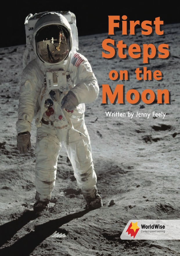 First Steps on the Moon Level J