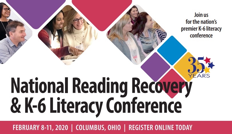 National Reading Recovery & K-6 Literacy Conference