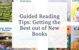 Guided Reading Tips: Getting the Best out of New Books