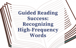 Recognizing High-Frequency Words
