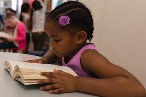 Six ways to make a child a reader