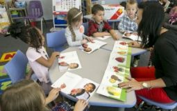 Guided Reading and Academic Vocabulary: Words to Learn By