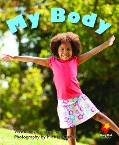 My Body - kindergarten read alouds